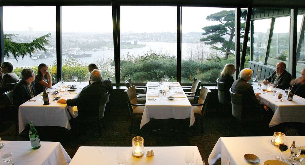 Outstanding Restaurant: Canlis, Seattle