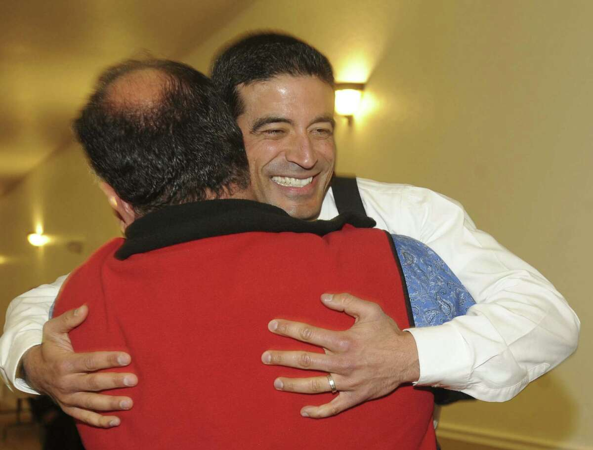 """Nicholas """"Nico"""" LaHood declared victory after provisional ballots gave him a 47-vote win."""