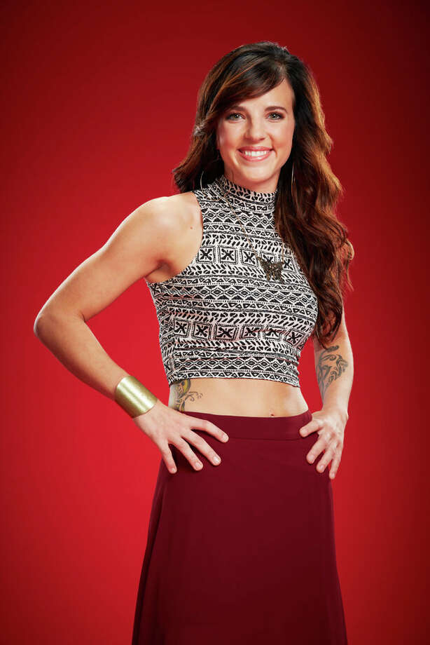 THE VOICE -- Season: 6 -- Pictured: Kaleigh Glanton -- (Photo by: Paul Drinkwater/NBC) Photo: NBC, Paul Drinkwater/NBC / 2013 NBCUniversal Media, LLC