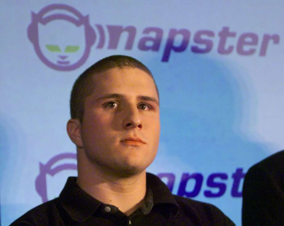 Founded in 1999, Napster hosted peer-to-peer file sharing on a user-friendly platform. The website ran into legal troubles over copyright infringement. Napster announced it filed for bankruptcy protection on June 3, 2002. Photo: LOU DEMATTEIS, REUTERS
