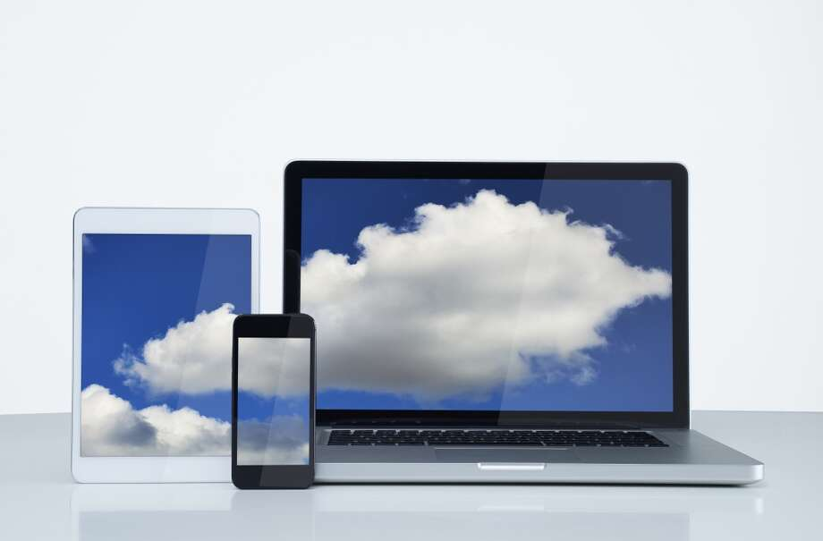Since there was the World Wide Web, there's been a cloud. The term is often used to refer to online storage services, such as the San Francisco-based Dropbox and Box, that give people a place to keep their documents off their hard drives. Photo: John Lamb, Getty Images