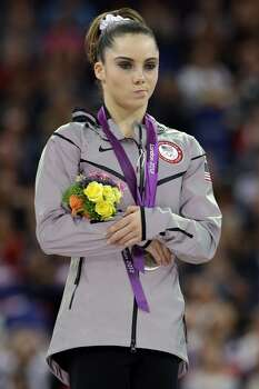Olympic gymnast McKayla Maroney   Photo: Julie Jacobson, Associated Press