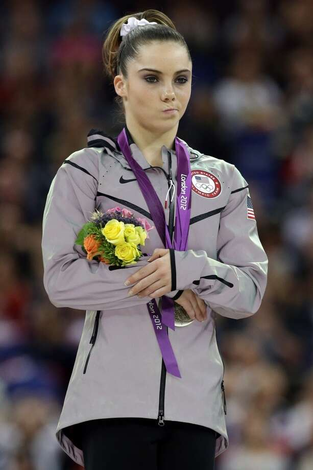 On a lighter note, the Internet meme is one way web users connect over a funny photo or video. The Dancing Baby meme of 1996 is sometimes cited as the first of this genre. American gymnast McKayla Maroney inspired a meme after scowling during the 2012 Olympic Games. Photo: Julie Jacobson, Associated Press