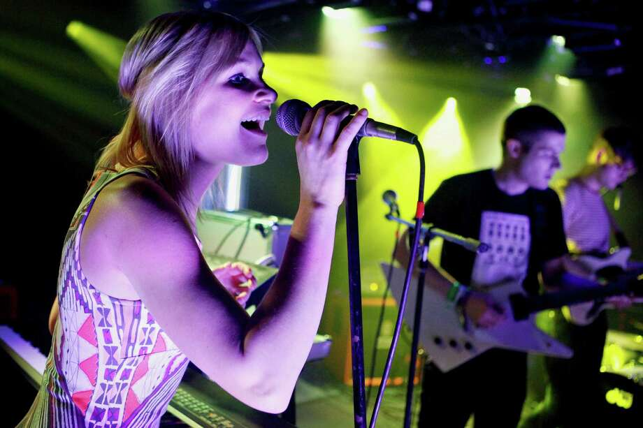 RAC performs at Hype Hotel during the SXSW Music Festival on Tuesday March 11, 2014 in Austin Texas. (AP Photo/The Daily Texan, SHWETA GULATI) Photo: Shweta Gulati, Associated Press / The Daily Texan
