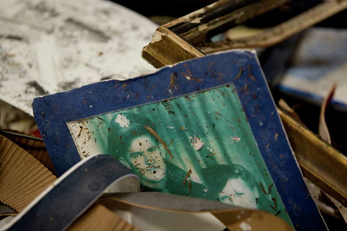 Preservation Houston is helping restore family photos lost during Hurricane Harvey.