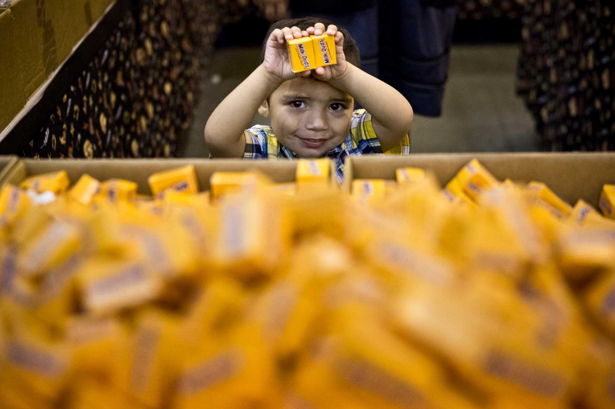 Houston's No. 1 Halloween candy is ... Milk Duds?