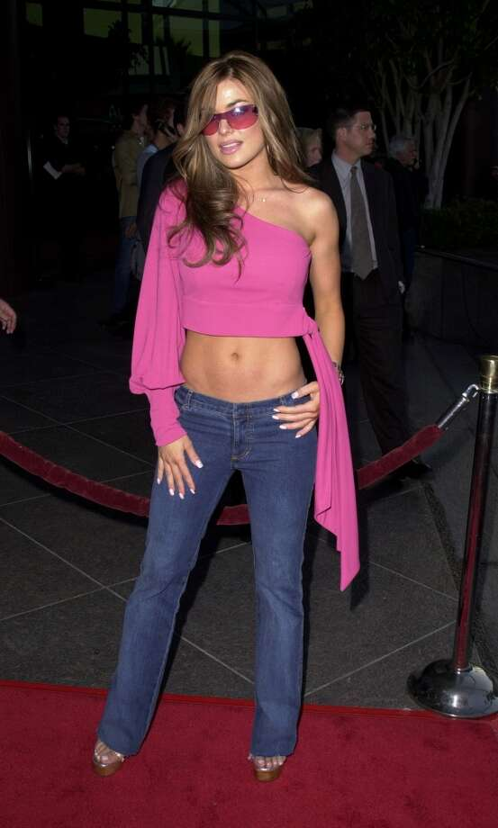 "Carmen Electra during ""The Others"" Los Angeles Premiere in Los Angeles in 2001. Photo: SGranitz, WireImage"