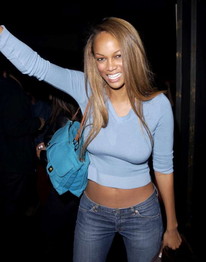 Tyra Banks in  2001. Photo: J. Vespa, WireImage