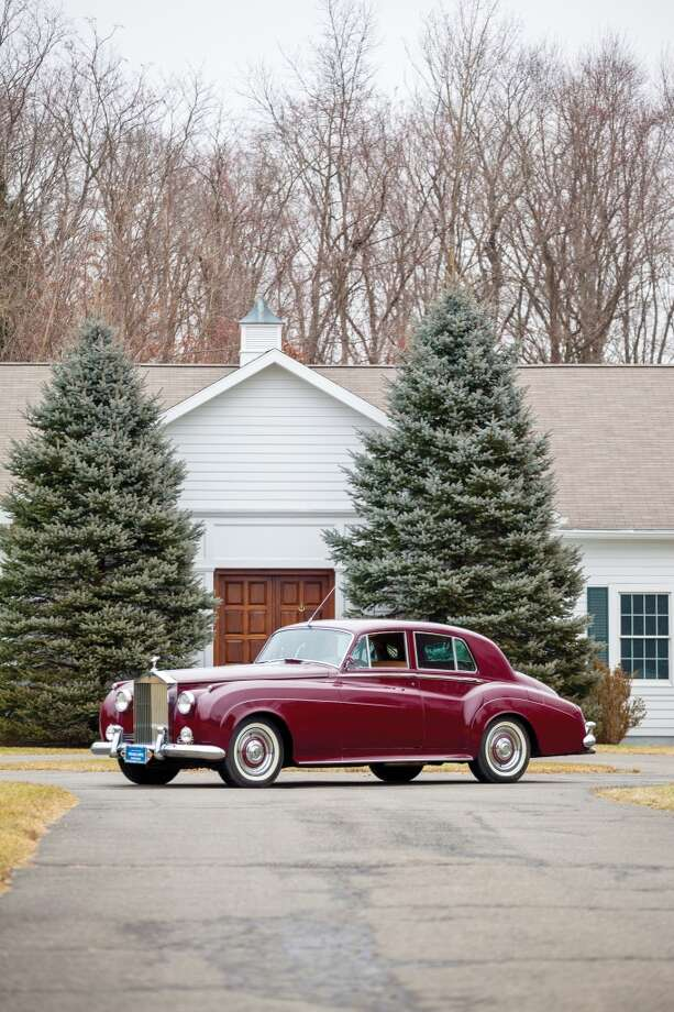 1958 Rolls Royce Silver Cloud I Saloon Photo: Erik Fuller, Courtesy Of RM Auctions