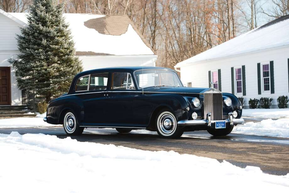 1960 Rolls Royce Phantom V Limousine Photo: Darin Schnabel, Courtesy Of RM Auctions