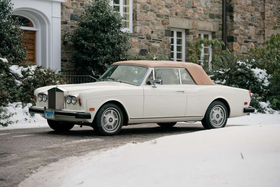 1983 Rolls Royce Corniche Drophead Coupe Photo: Darin Schnabel, Courtesy Of RM Auctions