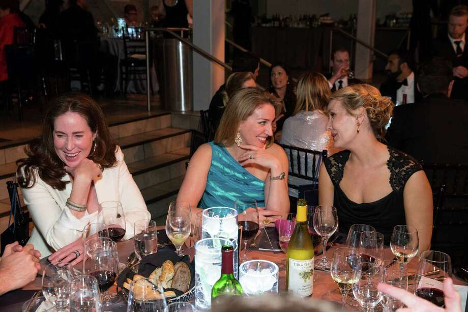 "Meg Bertero, Lucy Koukopoulos and Susan Cooper at Smuin Ballet's ""XXTRAVAGANZA"" Gala on March 7, 2014. Photo: Drew Altizer Photography/SFWIRE, Drew Altizer Photography / ©2014 by Drew Altizer, all rights reserved"