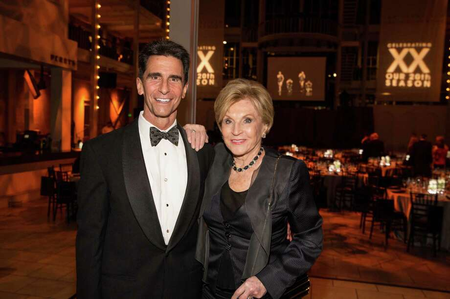 "Senator Mark Leno and Lois Lehrman at Smuin Ballet's ""XXTRAVAGANZA"" Gala on March 7, 2014. Photo: Drew Altizer Photography/SFWIRE, Drew Altizer Photography / ©2014 by Drew Altizer, all rights reserved"