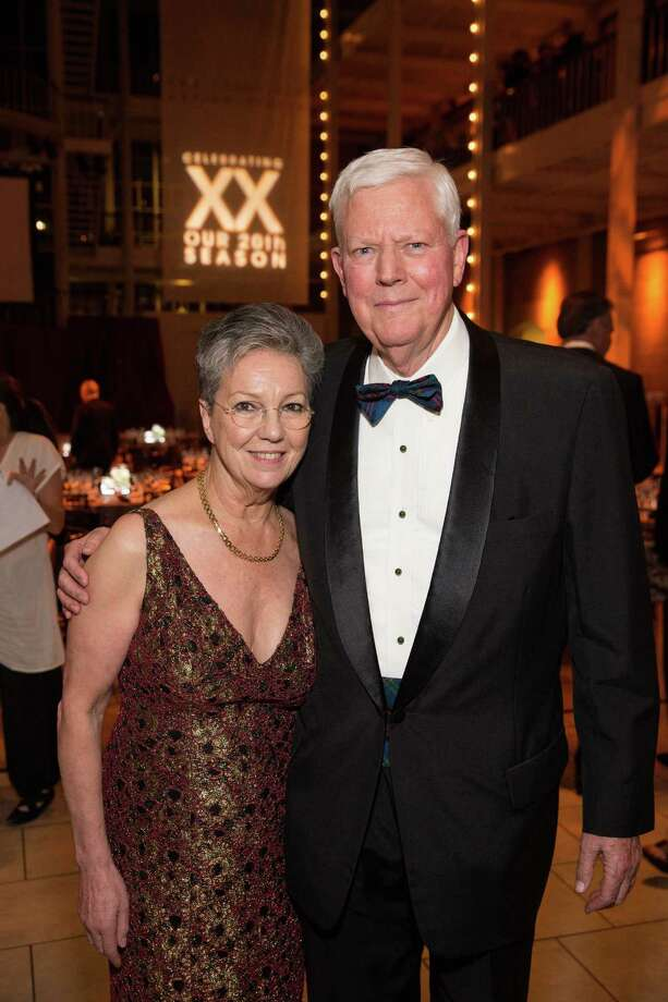 "Patti Hume and Jerry Hume at Smuin Ballet's ""XXTRAVAGANZA"" Gala on March 7, 2014. Photo: Drew Altizer Photography/SFWIRE, Drew Altizer Photography / ©2014 by Drew Altizer, all rights reserved"