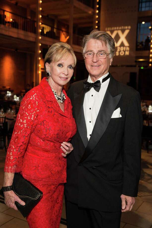 "Sallie Huntting and Leon Huntting at Smuin Ballet's ""XXTRAVAGANZA"" Gala on March 7, 2014. Photo: Drew Altizer Photography/SFWIRE, Drew Altizer Photography / ©2014 by Drew Altizer, all rights reserved"