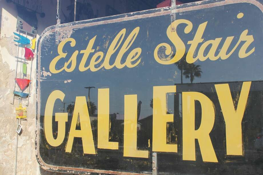 Estelle Stair gallery originally opened in Rockport nearly 40 years ago. Photo: Karen-Lee Ryan, For The Express-News