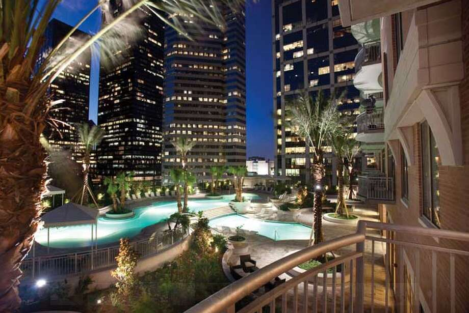 2. One Park Place Yelp Rating: 4/5 (6 reviews) Google Rating: 4.8/5 (14 reviews) Location: 1400 McKinney Photo: Courtesy Of One Park Place