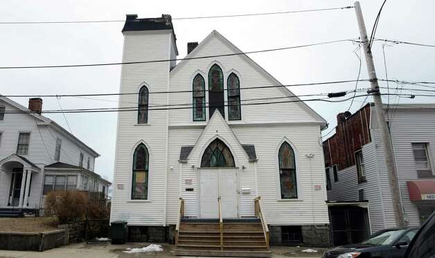 Miracle Faith World Outreach Church on Harriet Street in Bridgeport, Conn. Photo: Autumn Driscoll / Connecticut Post