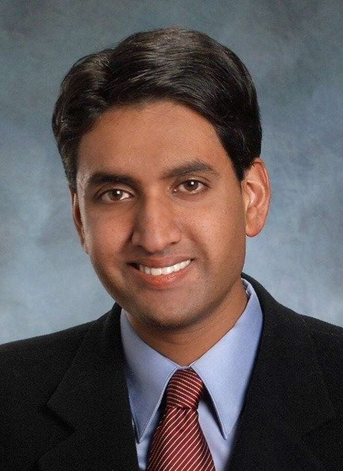 Above: Challenger Ro Khanna says it's time.