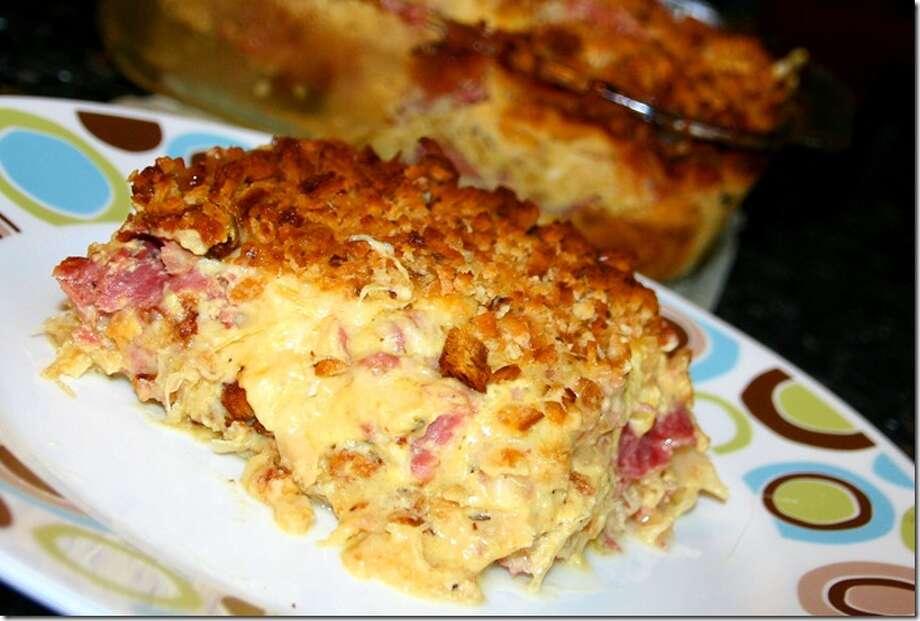 baked reuben