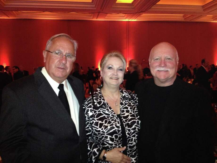 Steve Conway, Jackie Murray and Wayne Murray attend the 2014 Leading Real Estate Companies of the World Annual Conference. Photo: Provided By Weichert Realtors Wayne Murray Properties