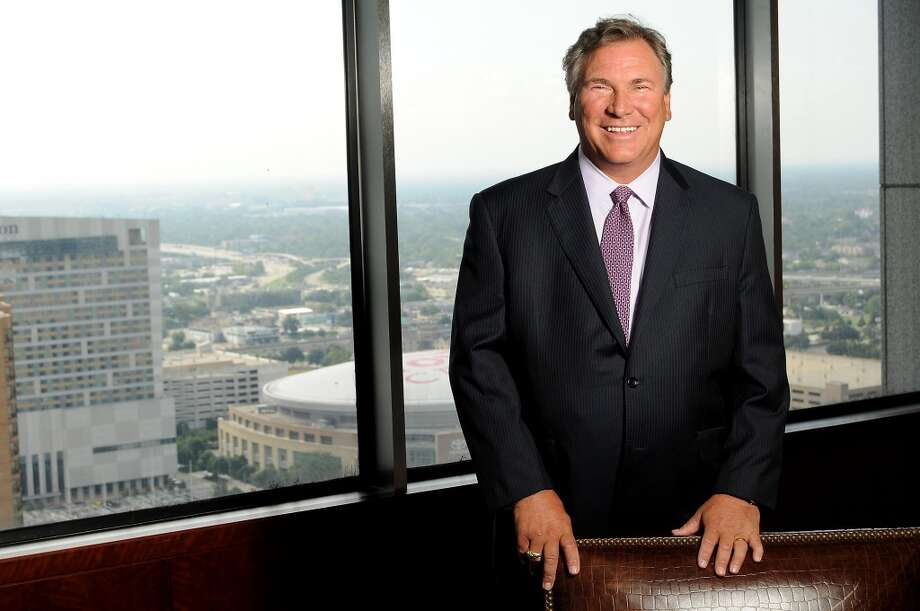 CEO John Schiller at Energy XXI Wednesday Sept. 19,2012. Photo: Dave Rossman, For The Houston Chronicle