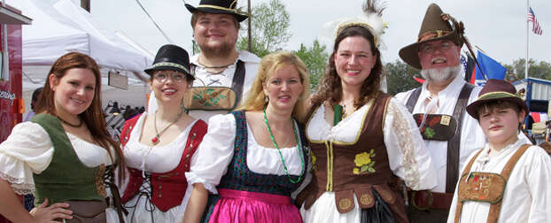 Oktoberfest in MarchFriday-Sunday, March 27-29Learn the polka at the Tomball German Heritage Festival. The street festival will include five stages of music, a marketplace with 175 vendors, carnival, petting zoo, costume contest and a chicken-dance competition.When: 6-10 p.m. Friday, 10 a.m.-10 p.m. Saturday and 10 a.m.-6 p.m. SundayWhere: Old Town Tomball, 201 S. ElmTickets: FREEInformation: tomballgermanfest.org Photo: Courtesy Of The Tomball German Heritage Festival