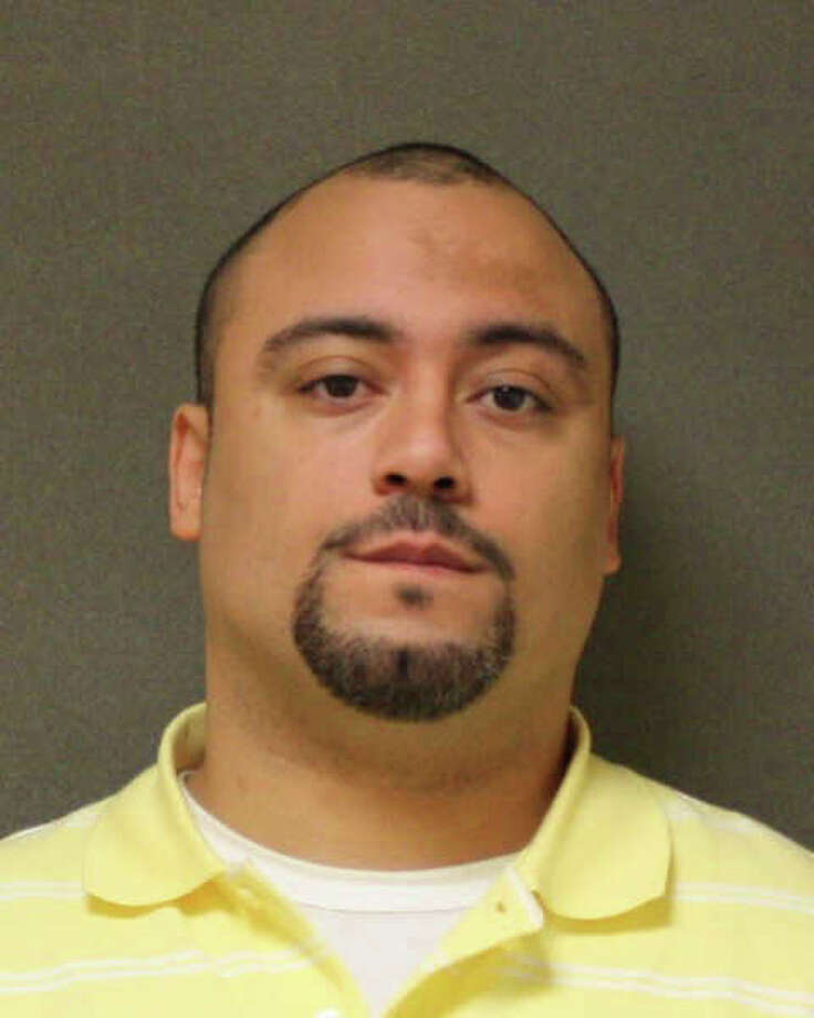 Angel Santiago, 37, formerly of West Haven, was sentenced to 18 years in state prison Wednesday in the death of 5-month-old Kyle Robinson in Ansonia in June of 2011. Photo: Contributed Photo, Ansonia Police Department / Connecticut Post Contributed