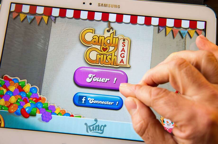 "King Digital Entertainment, the company behind the popular ""Candy Crush Saga"" mobile game, believes it can raise nearly $613 million in an IPO. Photo: Philippe Huguen, AFP/Getty Images"