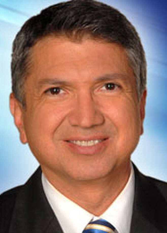 Charged with a DWI, KHOU anchor Ron Trevino is off the air, for now. Photo: KHOU.com