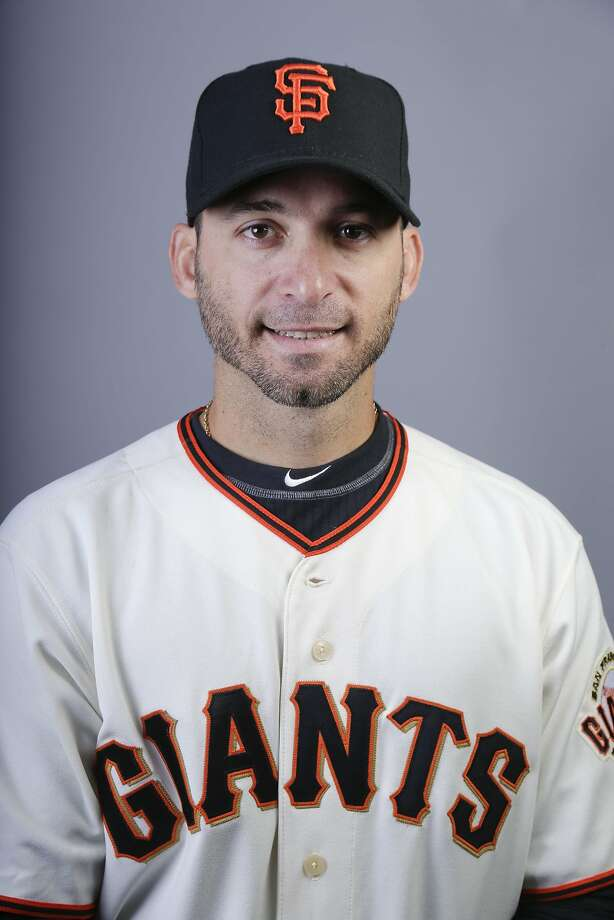 Marco Scutaro hasn't recovered from a back injury a year ago. Photo: Gregory Bull, Associated Press