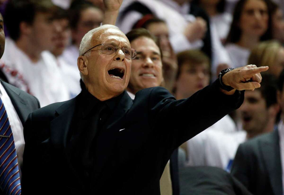 One of the few basketball bright spots in Texas is the emergence of SMU under Larry Brown.