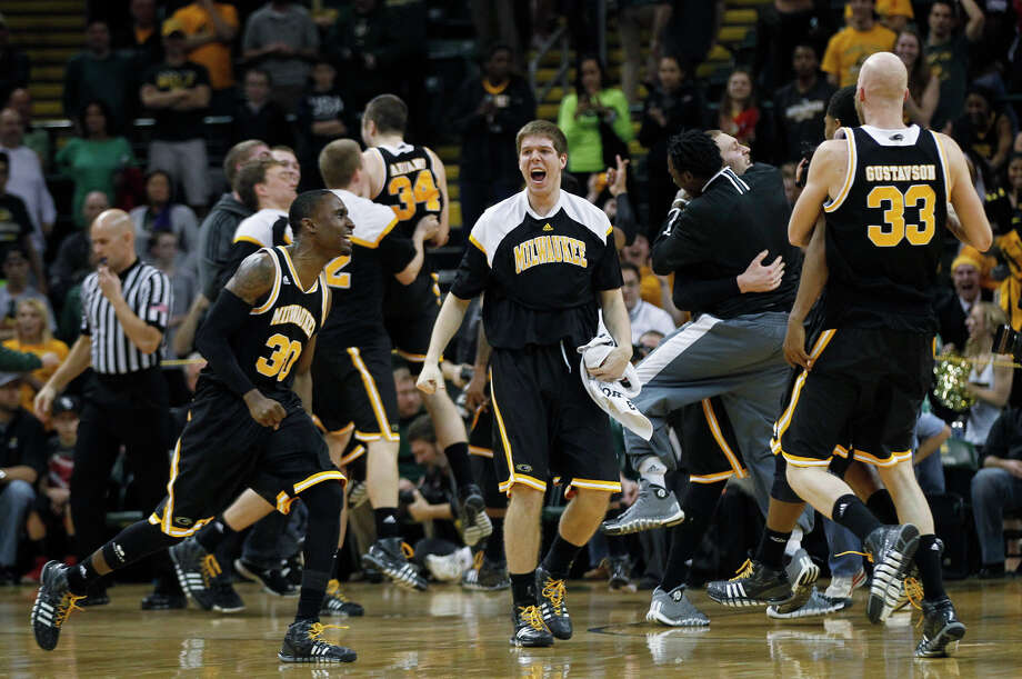 Milwaukee - Horizon League winner Photo: Ty Greenlees, Associated Press / Dayton Daily News