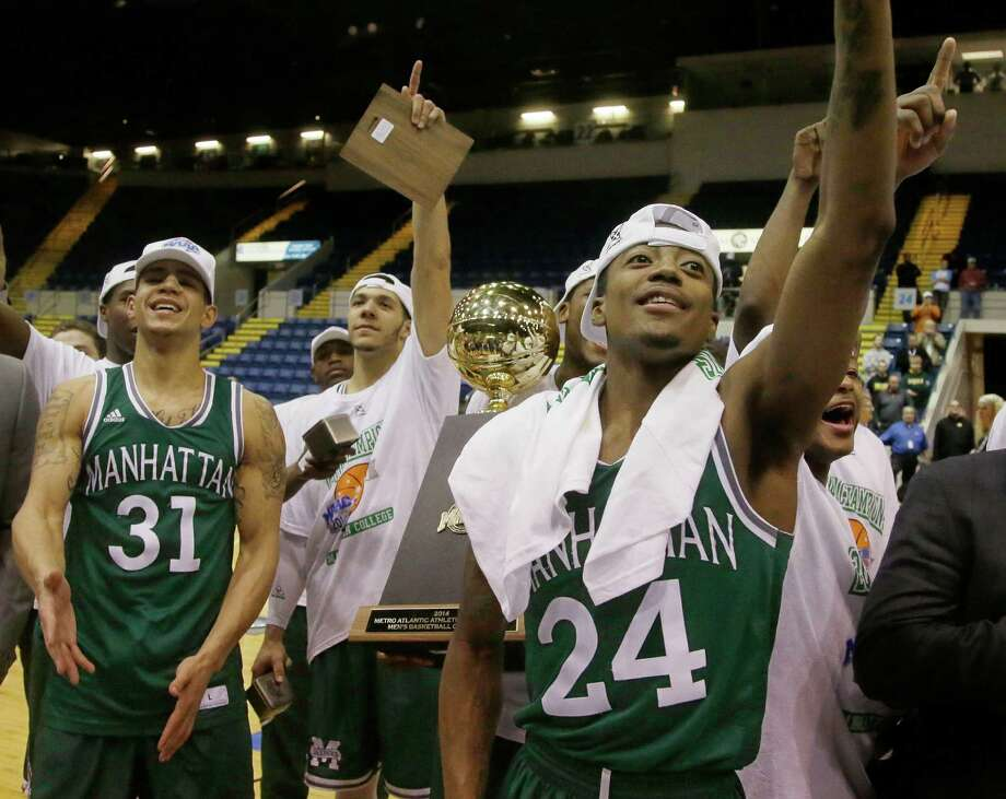 Manhattan - MAAC winners Photo: Stephan Savoia, Associated Press / AP