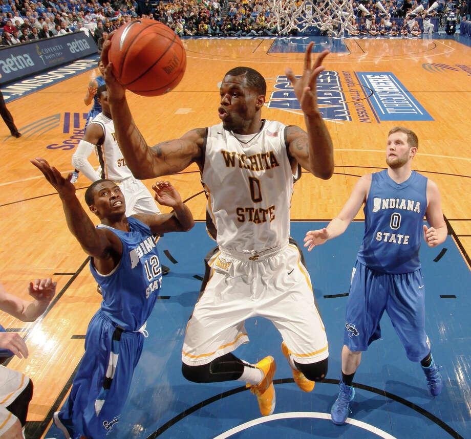 Wichita State - Missouri Valley winner Photo: Chris Lee, Associated Press / St. Louis Post-Dispatch