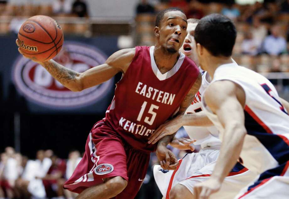 Eastern Kentucky - Ohio Valley Conference winner Photo: Mark Humphrey, Associated Press / AP