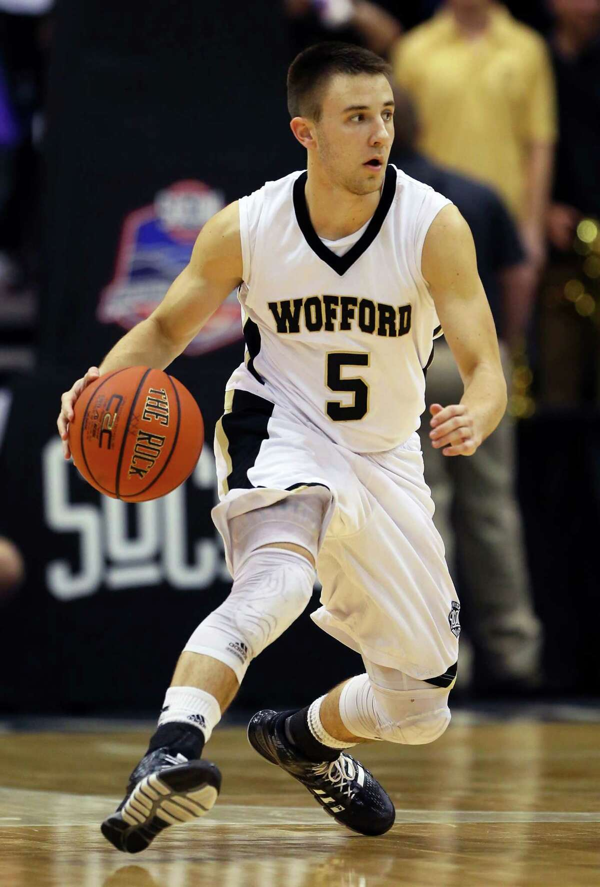 24. WOFFORD (112 points) Record: 24-4
