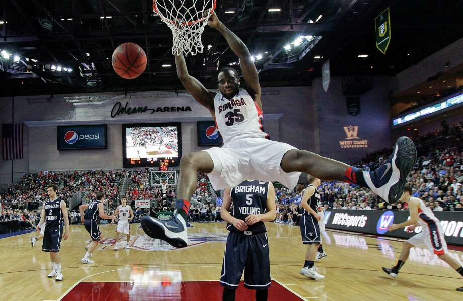 Gonzaga - West Coast Conference winner Photo: Julie Jacobson, Associated Press / AP