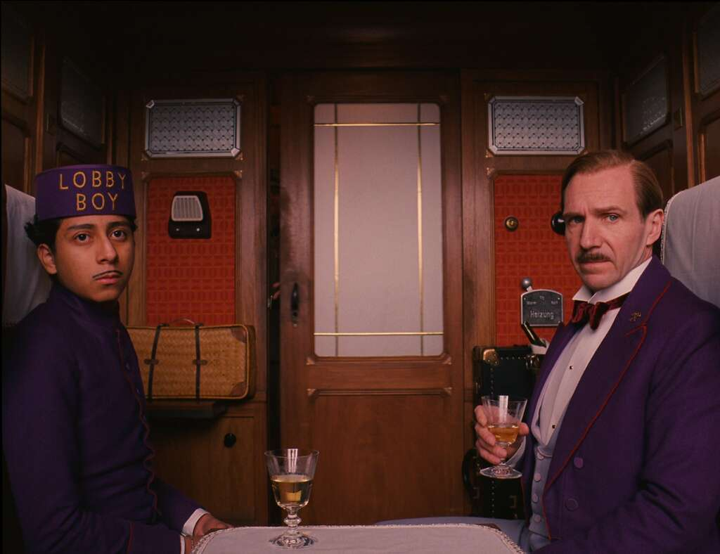 Grand Budapest Hotel Quotes Grand Budapest Hotel' Review Wes Anderson At His Best  Sfgate