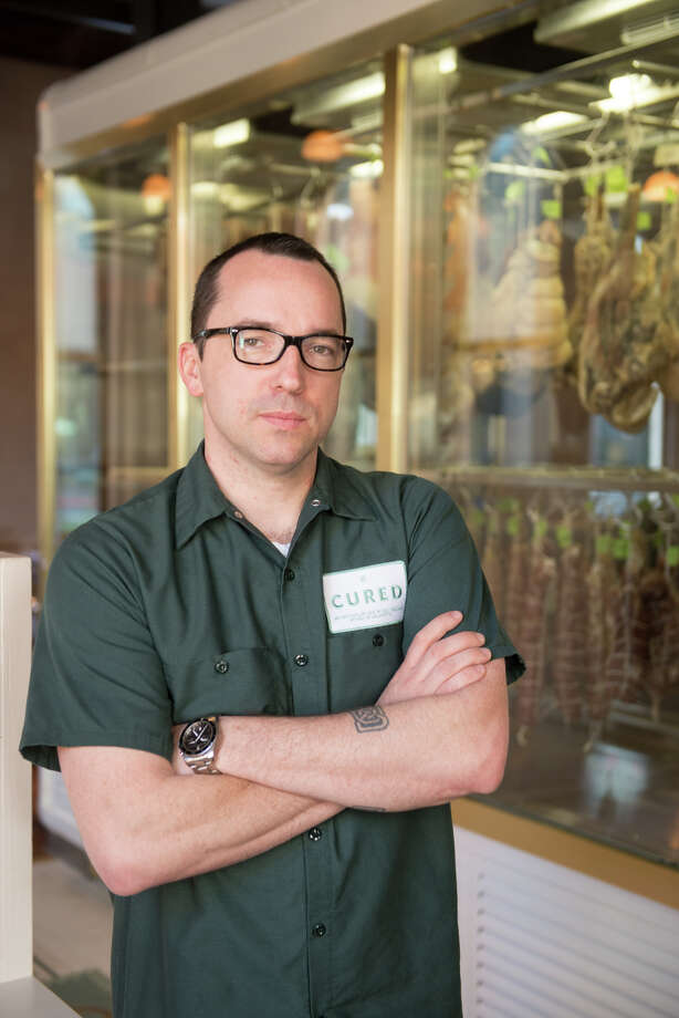 Steve McHugh is the chef/owner of Cured at the Pearl. Photo: Robin Jerstad