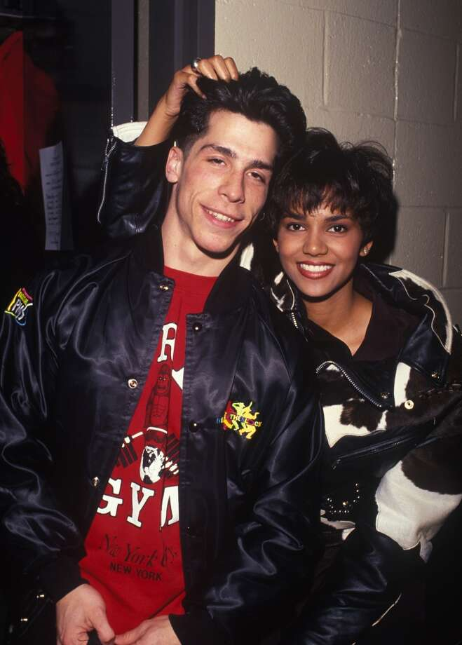 During her early acting days and the height of his New Kids of the Block fame — 1989 to be exact — Halle Berry and Danny Wood were a thing. Photo: Larry Busacca, WireImage