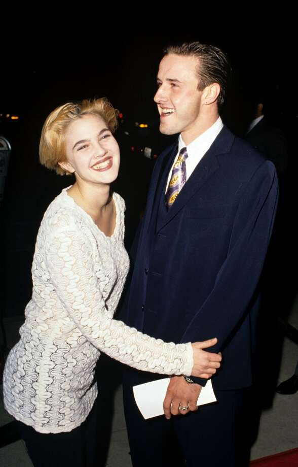 We're sure these two lovebirds had a fun time together, but we're sort of happy that Drew Barrymore and David Arquette's romance was shortlived and start and stopped in 1991. Photo: Steve.Granitz, WireImage