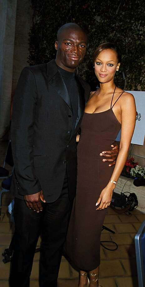 Tyra Banks and Seal   dated for a summer in 1996. Photo: Dave Benett, Getty Images