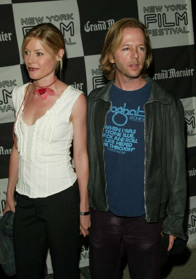 David Spade and Julie Bowen dated for a year around 2002. Photo: Evan Agostini, Getty Images