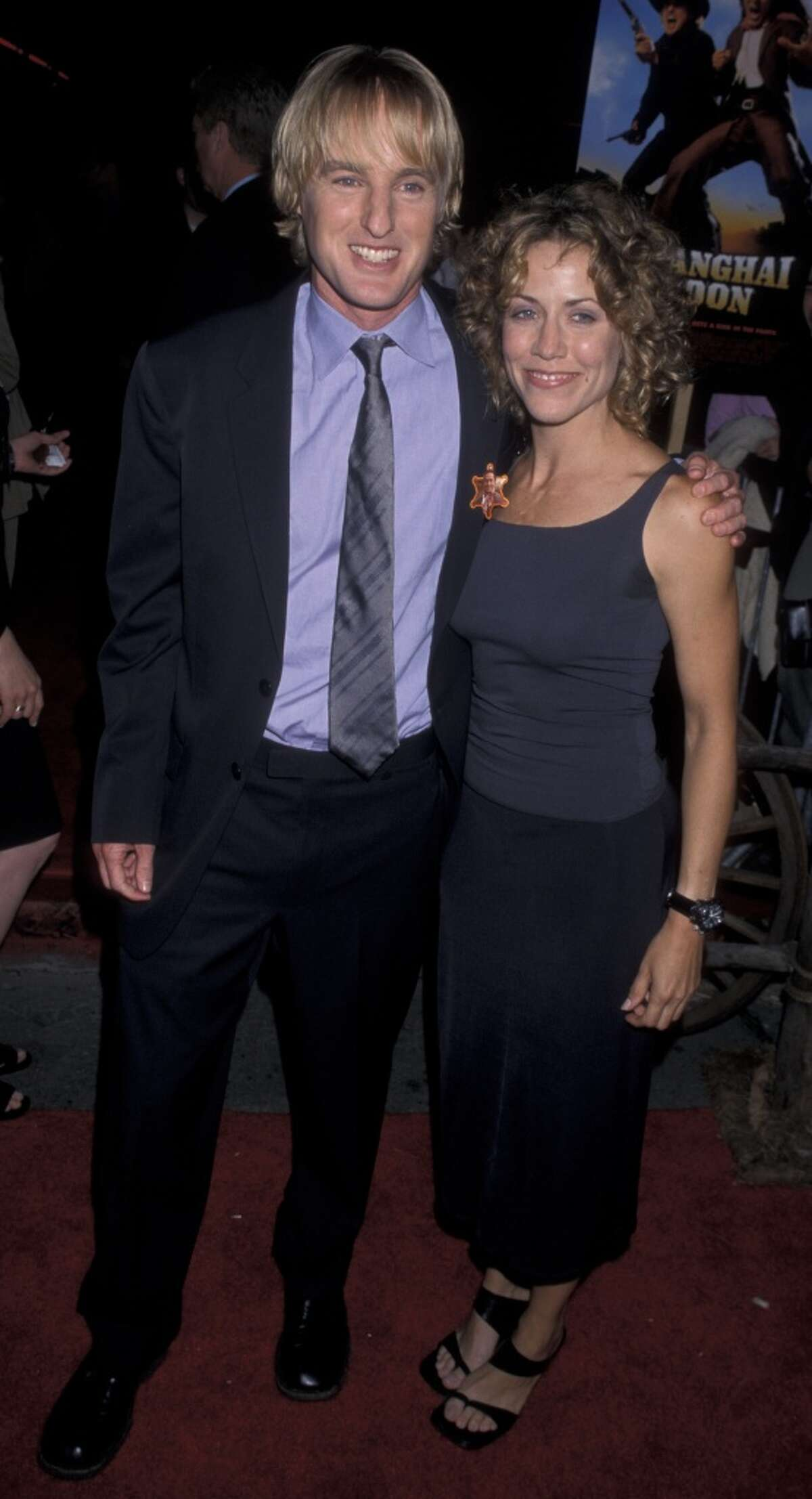 Owen Wilson and Sheryl Crow dated for three years in the late '90s/early 2000s. The song
