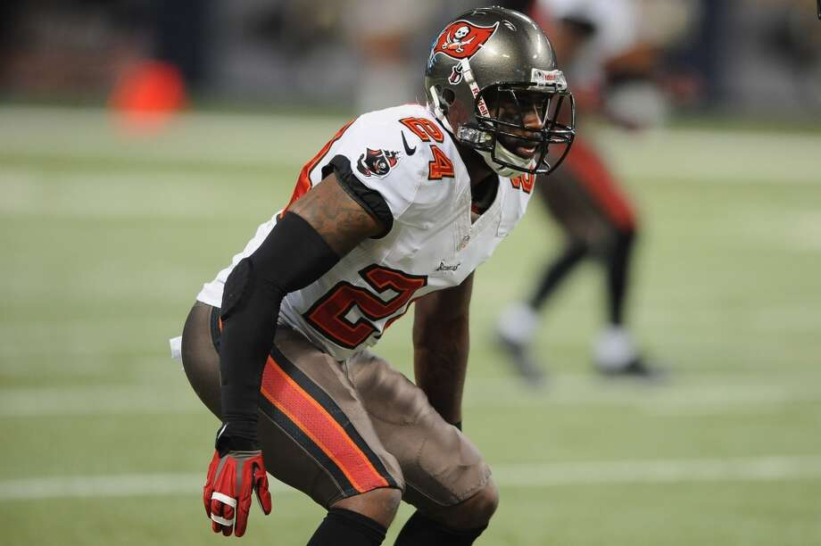 Cornerback  Darrelle Revis  Tampa Bay Buccaneers  Base salary: $13 million Photo: Michael Thomas, Getty Images