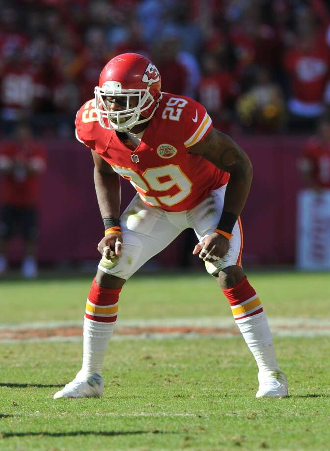 Safety  Eric Berry  Kansas City Chiefs  Base salary: $8.4 million Photo: Peter G. Aiken, Getty Images