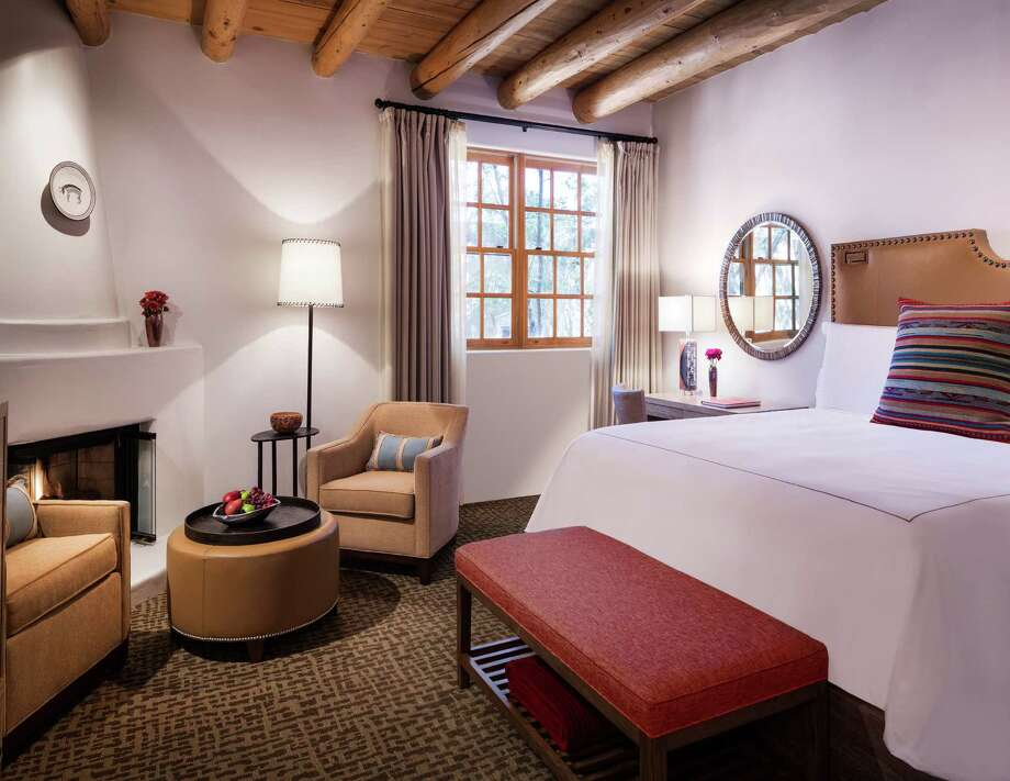 The Rosewood Inn of the Anasazi in Santa Fe is set to debut full a guest room renovation. Photo: Don Riddle / Don Riddle Images 2013 All Rights Reserved
