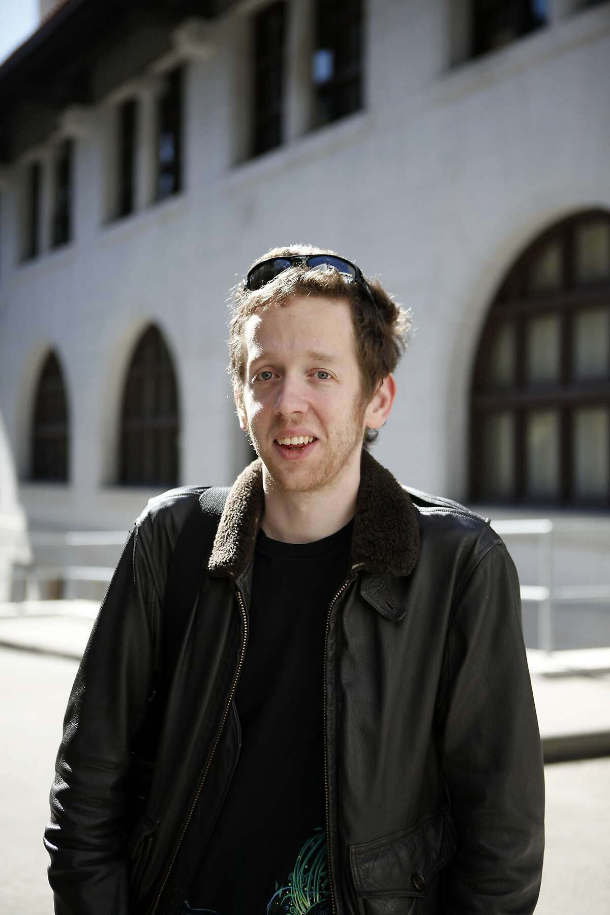 Kevin Gorman, UC Berkeley's new