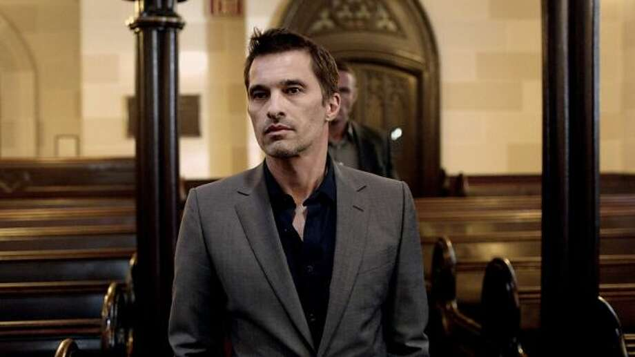 Olivier Martinez will play General Santa Ana. Martinez is best known as the man who seduces Diane Lane away from Richard Gere in 'Unfaithful.' Photo: Yahoo
